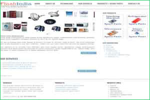 Mechanic and spare parts website designer in south Delhi